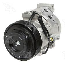 A/C Compressor-New Compressor Compressor Works 638840