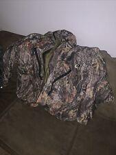 Heavy Camo Mossy Oak Jacket