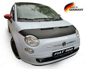 AUTO BRA für Fiat 500 Bj. ab 2007 Steinschlagschutz Haubenbra Haubenschutz