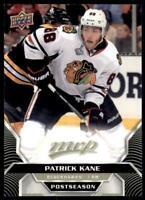 2020-21 UD MVP Base Postseason #PS-8 Patrick Kane - Chicago Blackhawks