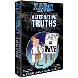 Illuminati (2nd Edition): Alternative Truths Expansion