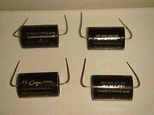 4 X MCAP Mundorf Supreme 1uF 1600V audio capacitor