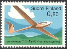 Finland 1976 Planes/Glider/Aviation/Flight/Sports/Transport/Leisure 1v (n23868)