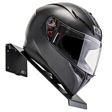 Helmet Holder storage shelf hanger rack fixation on wall | Moto Accessories
