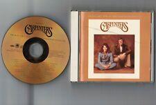 CARPENTERS 22 Hits of...JAPAN 24k GOLD CD POCM-9022 No Slip Case Cracks on case