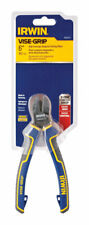 Irwin Vise-Grip 6in Alloy Steel Leverage Diagonal Diagonal Pliers Blue/Yellow