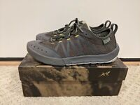 Chaco Torrent Pro Men's Size 8.5 Water Shoes Excellent Hunter Green Gray Grey