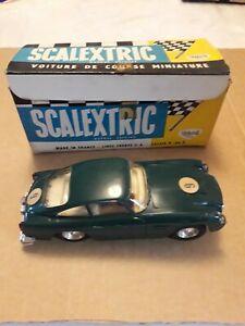 Scalextric Aston Martin GT