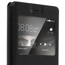 Housse Etui Folio Huawei P 10 Lite - Doubles Fenetres - Envoi en Suivi