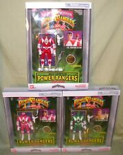 PINK RED GREEN KIMBERLY JASON TOMMY Saban's Mighty Morphin Power Ranger Legacy