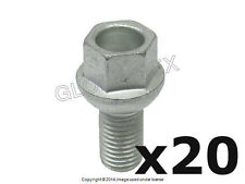 Mercedes Wheel Lug Bolt For Steel Wheel Set of 20 FEBI +1 YEAR WARRANTY