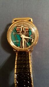Near Mint 1967 Accutron 214 Spaceview Watch - Original Purchaser...