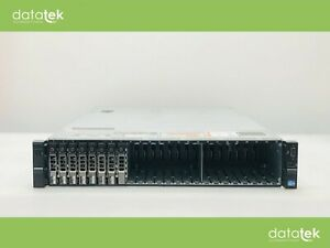 OEM R720XD - 2 x E5-2620, 16GB, PERC H710p MINI, 26 x SFF, Inc 4.8TB Solution