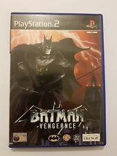 Batman Vengeance ps2 pal UK y completo
