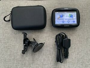 Garmin Zumo 390LM GPS Motorcycle Navigator