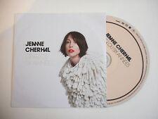 JEANNE CHERHAL : CINQ OU SIX ANNEES [ CD PROMO ] ~ PORT GRATUIT