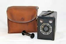 C.1947 Vintage GAP (6x9) 120 Box Film Camera (Paris, France)