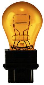 Turn Signal Light Bulb-Natural Amber - Turn Signal Light Bulb Front Eiko 3057NA