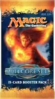 * Magic 2014 (M14) Booster Pack x 1 * Brand New - From Sealed Box MTG