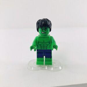 LEGO Hulk Minifigure Marvel Avengers Super Heroes sh037