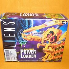 VINTAGE 1992 KENNER HASBRO ALIENS SPACE MARINE POWER LOADER BOXED RIPLEY FIGURE