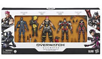 Hasbro Overwatch Ultimates Carbon Series Action Figure 4-Pack Set *NEW*