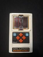 Vintage 1978 Mattel Electronic Basketball Handheld Game Tested Working
