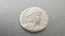 Roman coin of Arcadius rare reverse uncleaned con. Please read description L143j