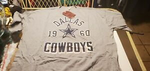 Dallas Cowboys  NFL Team Apparel Mitchell & Ness shirt 4XL
