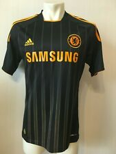 Chelsea Away football shirt 2010 2011 ENGLAND ADIDAS SOCCER SAMSUNG P00205