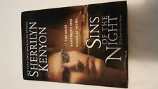 SINS OF THE NIGHT Hardcover Book SHERRILYN KENYON 2005 1st ed HC BCE Rare!!!