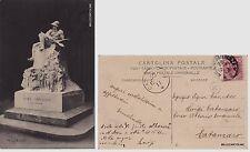 # MILANO:  MONUMENTO A FELICE CAVALLOTTI   1908