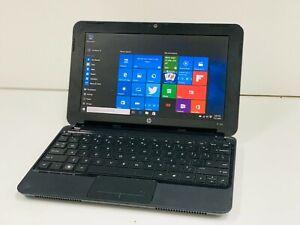 HP Mini 210, Intel Atom N450, 2GB RAM, 320GB HDD