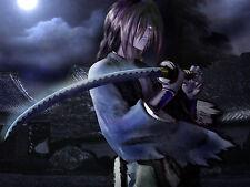 "Rurouni Kenshin Poster Himura Kenshin Anime Art Silk Wall Posters 24x36"" RK3"