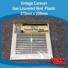 Caravan GAS LOUVERED VENT PLASTIC (275MM Wide x 250MM High) Motor Home CB0134
