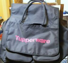 New listing Tupperware Consultant Expandable Bag For Kit New
