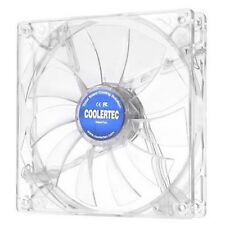 PC Computer Case Cooling Fan Cooler White LED 140mm 3Pin 4Pin 140 x 140 x 25mm