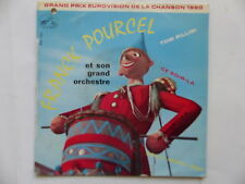 FRANCK POURCEL Tom Pillibi ... EUROVISION 1960  EGF 469