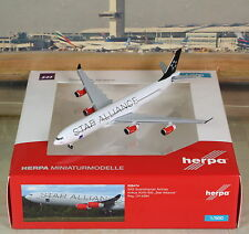 "Herpa Wings SAS ""Star Alliance"" A340-300 (NG) 1/500"