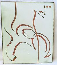 Patricia Schelper Jones Enamel Plaque 11