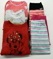 Lot of 7 Kids Girl's Size 7-8 Wholesale Various Brands & Styles Tops & Bottoms