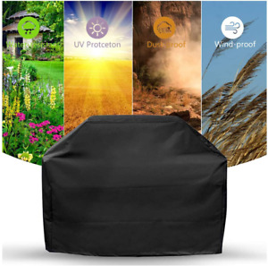 """58"""" BBQ Grill Cover Waterproof For Weber Spirit E310, E320, SP310 Gas Grills"""