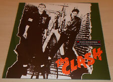 THE CLASH-S/T DEBUT-2013 180g VINYL LP+INNER LYRIC SLEEVE-NEW & SEALED