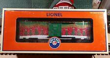 Lionel 2006 Christmas Box Car 6-25008 C-9