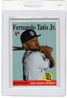 "2019 Topps Archives #75 ""Fernando Tatis"" RC ""On Fire"" @LOOK@ Mint++STUD PSA 10?"