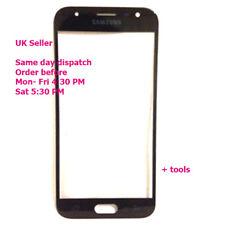 Samsung Galaxy J3 2017 J330 J330F Cristal Exterior Frontal Pantalla Táctil Negro J3 Pro