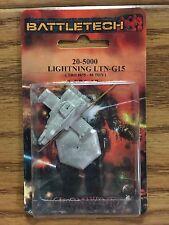 Classic Battletech Lightning LTN-G15 Med Aerospace NISB