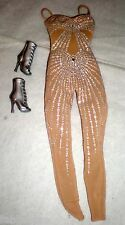 JENNIFER LOPEZ JLO WORLD TOUR MODEL MUSE BARBIE OUTFIT ONLY