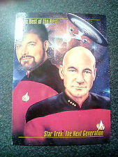 1993 Star Trek TNG Trading Card 48 - The Best of the Best