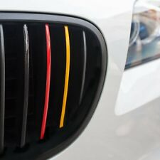 BMW Performance Autocollants Sticker Set Allemagne Germany Calandre Rein